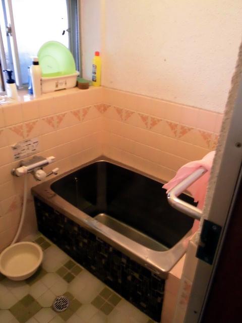 浴室リフォーム施工前