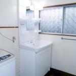 洗面所リフォーム(岡山市北区K様邸)施工事例#3675