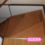 階段リフォーム(岡山市北区F様邸)施工事例#5305