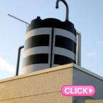 ビル高架水槽交換(岡山市北区O様所有ビル)施工事例#1055