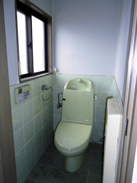もともとはトイレとして利用していたスペースです。