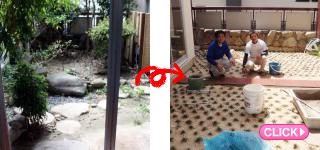 庭造園(岡山市北区M様)施工事例#6113